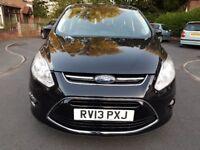Ford c max 1.6 diesel titanium