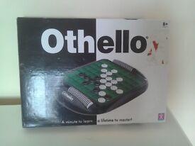 Othello Boxed Game