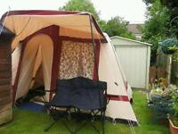 Continental tent & trailer - plus extras