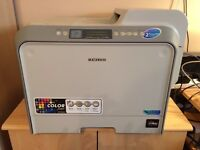 Samsung Colour Laser Printer hardly used