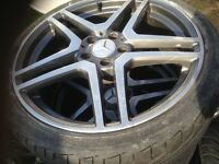 Mercedes Benz WSP alloys 19""