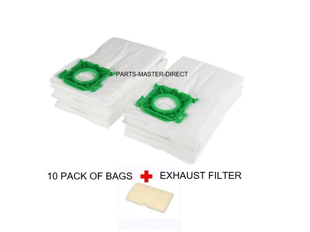 Sebo X4 service kit 10 x sacs aspirateur et filtre kit