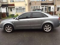 Audi A4 left hand drive 2.0 diesel for sale