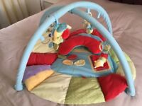 Softly Snail Multi-activity baby play gym, Little Bird Told Me, John Lewis,