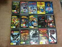 Sony PSP Games AND Movies (UMD Discs) Epping Whittlesea Area Preview