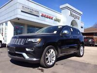 2014 Jeep Grand Cherokee SUMMIT, ECO DIESEL, LEATHER, ALLOYS, HE