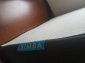 Brand New Ex Display Simba Hybrid, Luxury Double Mattress 135x190cm RRP£699 HUGE SALE NOW