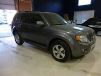 2010 Ford Escape LIMITED AWD CUIR TOIT V6 3.0L