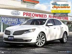 2013 Lincoln MKS EcoBoost***Extended Moonroof***