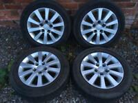 Honda Civic 16 inch Alloy Wheels