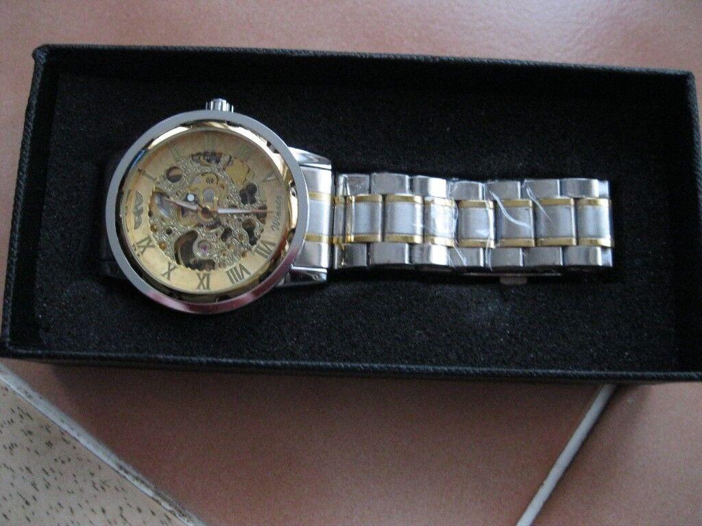 Brand new Winner men's watch