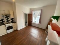 Large spacious studio flat by Seafront & a short walk from Churchill square