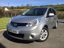 For Sale 2010 Nissan Note 1.4 Acenta