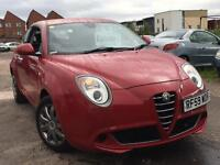 Alpha Romeo Mito 1.4 2010 + MOT TILL FEB 2018 + DRIVES SUPERB