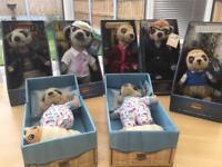 7 Meerkat toys