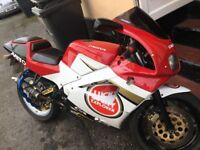 Cagiva mito 7 speed. Swaps for onroad scrambler or boat / jet ski