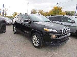 2015 Jeep Cherokee North | ONE OWNER | 4X4 | BLUETOOTH | SAT RAD London Ontario image 4