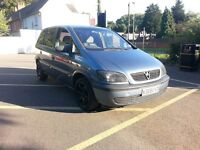 vauxhall zafira 1.6 16v 12 months mot SPARES OR REPAIRES