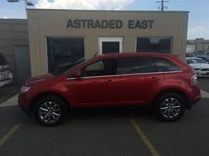 2010 Ford Edge Limited Trade-in Certified and E-tested