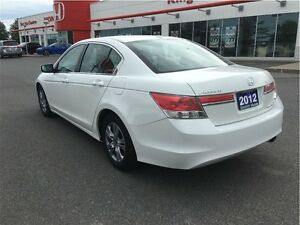 2012 Honda Accord Sedan SE 5sp at Kingston Kingston Area image 5