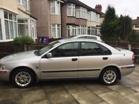 Volvo s40 silver excellent condition very reliable great family car low mileage bargain