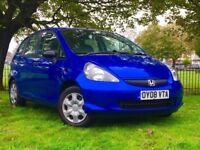 2008 HONDA JAZZ S 1.2 PETROL **BLUE**MANUAL**