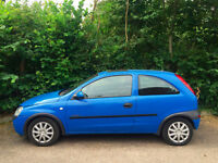 2001 Vauxhall Corsa 1.2 * Long MOT * IDEAL CHEAP FIRST CAR LIKE YARIS CLIO POLO 1.1 1.3 1.4