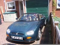 MGF - Breaking for parts - 1.8 K engine