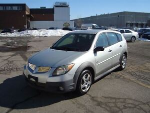 2004 Pontiac Vibe ~ MANUAL TRANSMISSION ~ POWER OPTIONS ~ CERTIF