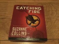 Catching fire by Suzanne Collins, audiobook,unabridged