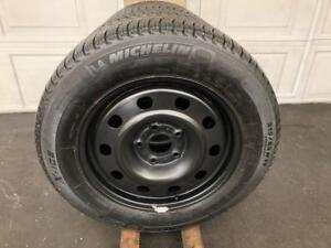 Rims DODGE GRAND CARAVAN + Pneus Hiver MICHELIN 215-65-17