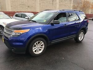 2013 Ford Explorer Automatic, Third Row Seating, AWD