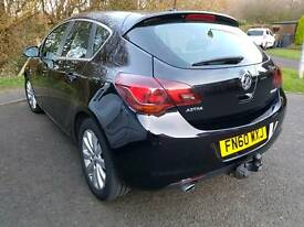 Vauxhall Astra cdti TOP SPEC full leather