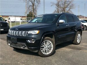 2018 Jeep Grand Cherokee Overland*DEMO*Only 2622 Kms*