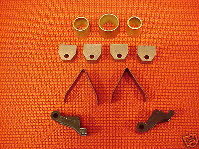 Starter Repair Kit Fits Allis Chalmers Tractor D17 D19 262 Diesel Delco 1113152