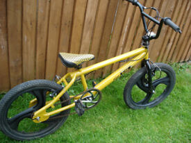 bmx bike full size