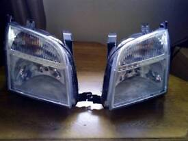 Ford fusion head lights