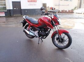 HONDA CB125F PRE REGISTERED BRAND NEW,BIG SAVING ON NEW,ONE MILE ONLY