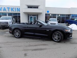 2016 Ford Mustang GT Premium 2 DR Conv Convertible 5.0