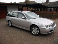 2004 Rover 75 Estate Tourer Se, 2.0 CDTi DIESEL, £875. (P/X Welcome)