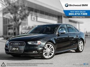2013 Audi S4 Premium 2 Sets of Wheels/Tires!