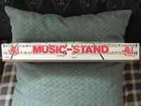 Boxed Music stand