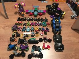 Imaginext Batman Toys