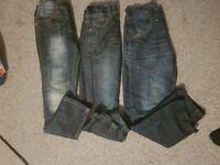 Boys jeans age 7/8