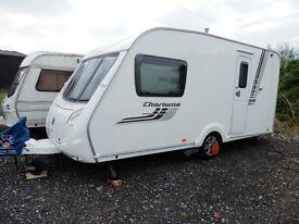 Swift Charisma 230 2011 touring caravan 2 berth