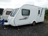 Swift Charisma 230 2011 touring caravan 2 berth