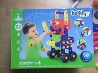 ELC Build it Starter Set (over 80 pieces)