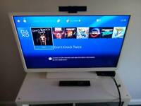"""32"""" TOSHIBA LCD TV FREEVIEW DVD USB CAN DELIVER"""