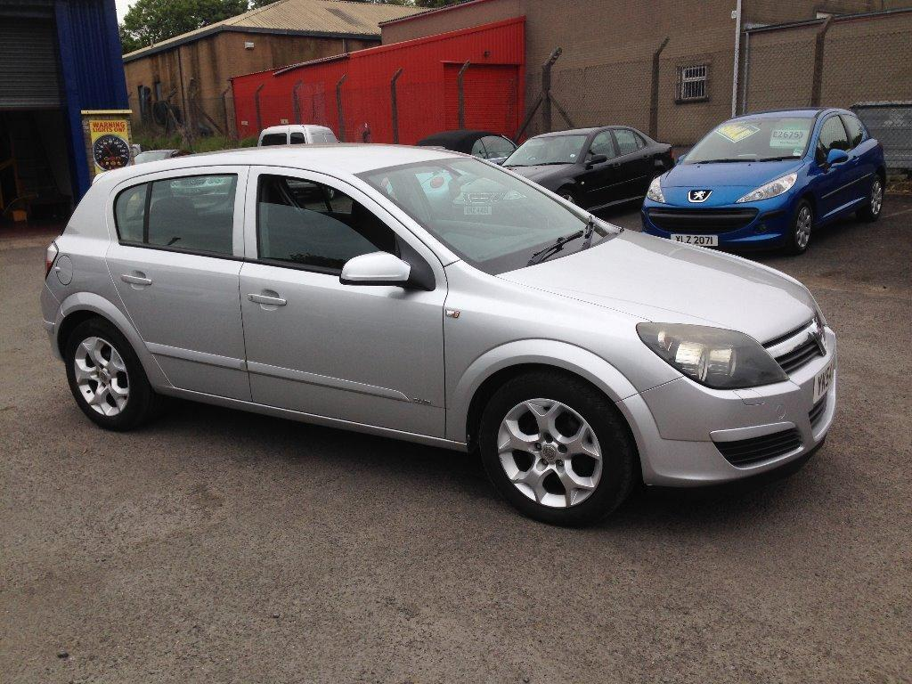 2004 vauxhall astra 1 7 cdti turbo diesel in newtownabbey county antrim gumtree. Black Bedroom Furniture Sets. Home Design Ideas