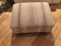 Laura Ashley foot stool - as good as new